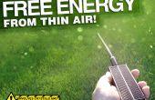 Gratis energie uit de lucht!