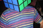 Rubiks kubus hoofd
