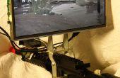 Hoe maak je een GMD (Gun Mounted Display) work in progress