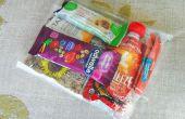Compacte luchtvaartmaatschappij goedgekeurd Snack Pack