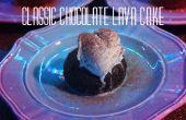 De klassieke chocolade Lava Cake