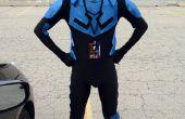 """Hoe te maken van een DC """"Blue Kever: Jaime Reyes"""" kostuum"""