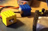 Maak je eigen Lego Motor geval en schacht Adapter
