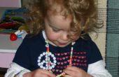 ABC-ketting en armband voor kinderen