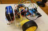 Arduino Bluetooth auto bestuurd door Labview