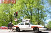 Hoe Skitch op een fiets (grijper op een rijdende auto)