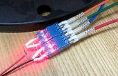 Bouwen van een eenvoudige Fiber Optic tester