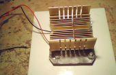Thermo-elektrische generator (warmte aan elektrische energie)