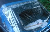 Duct Tape Convertible venster Fix - goedkope & gemakkelijk