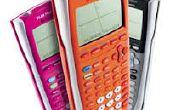 Hoe factor van veeltermen over een grafische rekenmachine (TI-83 en TI-84)