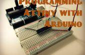 Program ATtiny Chips met Arduino
