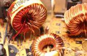 DIY elektromagneet van vuilnis Maak het jezelf in een paar stappen