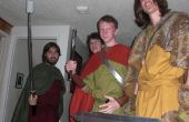 Viking kostuum (enigszins) historisch accuraat