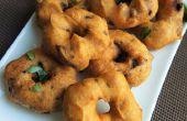 Vada (Indiase hartige beignet)