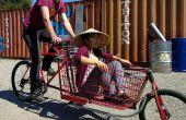 Bouwen van een Shopping Cart Cargo Bike