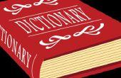 Python Programming - woordenboeken