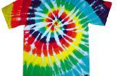 How to Tie Dye een T-Shirt