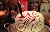 Watermeloen hersenen