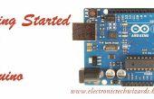 Aan de slag met een Arduino (stap voor stap handleiding over hoe te installeren van de Arduino IDE software)
