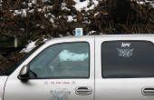Coffee Cup op de auto/Truck Prank