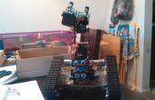 Autonome Tank W / robotarm (Arduino, Bluetooth)