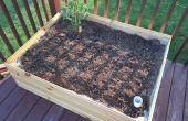 Irrigatie Planter vak sub