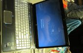 Het wijzigen van een Laptop scherm voor een HP HDX 16