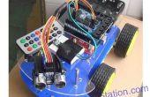 Multi-functie automatisch verplaatsen Smart auto voor Arduino