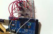 Virtuele dobbelstenen met behulp van Arduino
