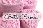 DIY Bath bom Fizzies