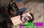 (Nog andere) DIY Arduino Robotics Platform-A Robot Chassis van reserveonderdelen