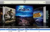 Albumillustraties toevoegen aan iTunes