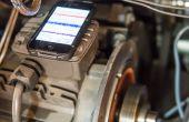 Dynamische Motor Balancing - met Sugru en een iPhone!
