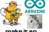 Arduino - TFT-breedbeeldscherm van bitmap-afbeeldingen van een SD-kaart