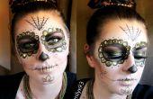 Halloween suiker schedel