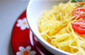 How To Cook Spaghetti Squash | Makkelijk Vegan & glutenvrij recept