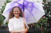 PURPLE RAIN paraplu