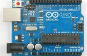 Arduino met GSM en PIR Sensor (Engels/Arabisch)