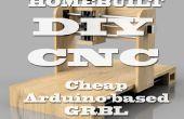 EIGENBOUW (DIY) CNC router - Arduino gebaseerd (GRBL)