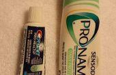 Mijn favoriete tandpasta voor reizen