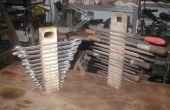 Maken van de organisator van een moersleutel