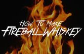 DIY Fireball Whiskey