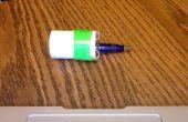 PVC dart gun SHOOTS UP TO 20 voeten