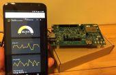 Intel Edison Sensor Dashboard met behulp van Vrijboord/Python/kolf (minimale programmering nodig)