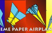 Extreme Paper Airplanes collectie