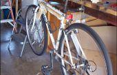 Make A snel en gemakkelijk fiets rek voor reparaties