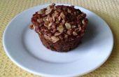 Blueberry Bran Muffins met Topping van Streusel