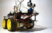 Ultrasone auto + Arduino