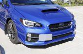 Installeren van Subaru WRX Tow haak License Plate Mount iJDMTOY