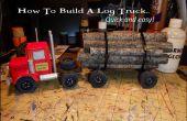 Hoe maak je een logboek vrachtwagen... snel en eenvoudig!